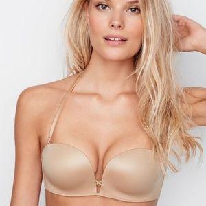 Victoria's Secret Intimates & Sleepwear - Victoria's Secret Bombshell Nude Bra 32b